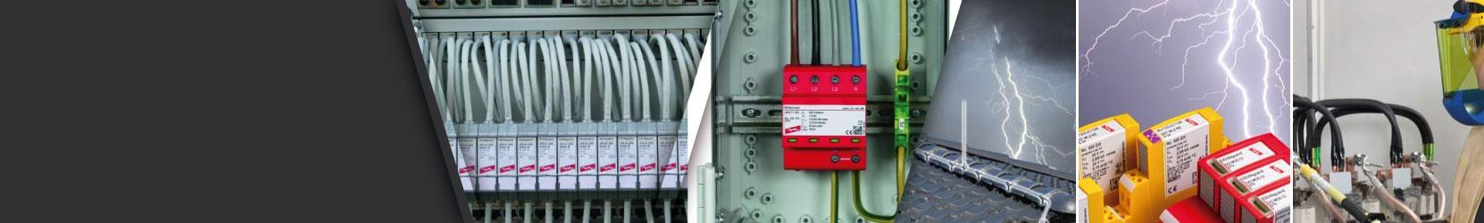 especificación DPS para protección contra sobretensiones